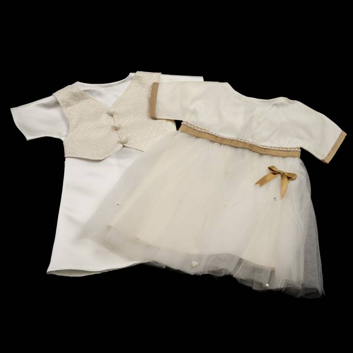 Children's funeral clothing